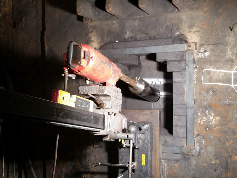 Core Drilling Northern Indiana Concrete Drilling And