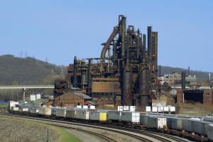 steel mill core drilling